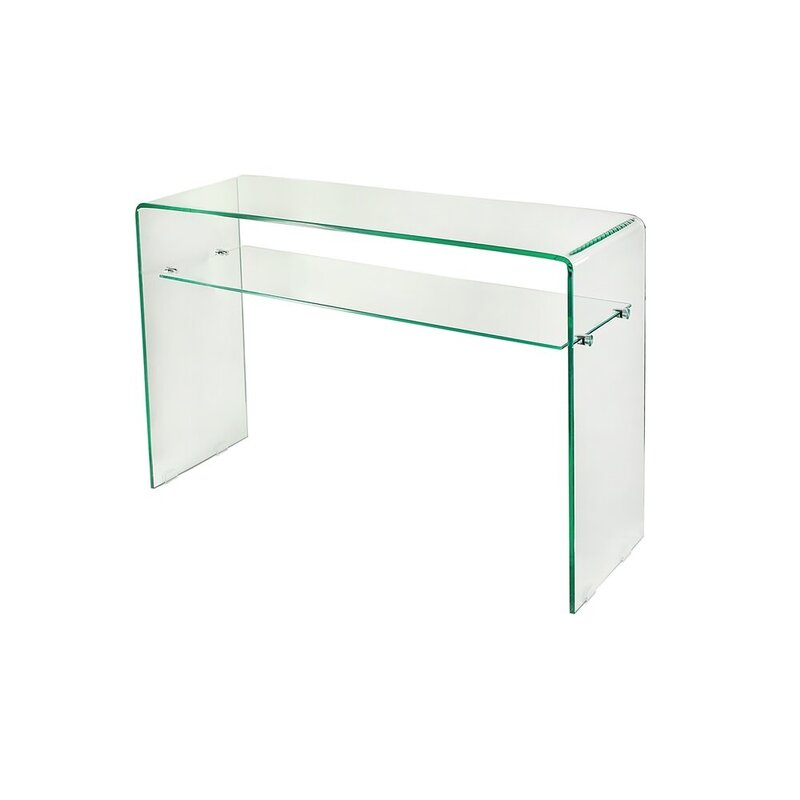 Orren Ellis Walberg 43 Console Table Wayfair