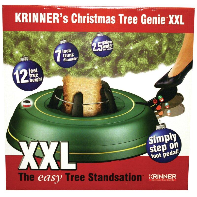 Krinner 2.5 Gallon Live Tree Stand | Wayfair