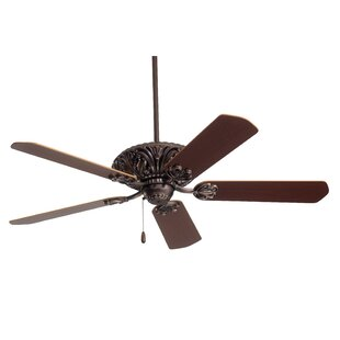 Best Reviews 52 Wespi Traditional 5-Blade Ceiling Fan By Astoria Grand