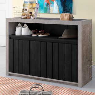 Stribling Transitional Shoe Storage Cabinet