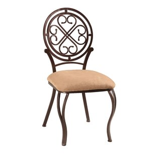 Price Check Delores Side Chair (Set of 4) by Fleur De Lis Living Reviews (2019) & Buyer's Guide