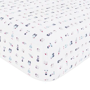 Find for Galaxy Fitted Crib Sheet Bybabyletto