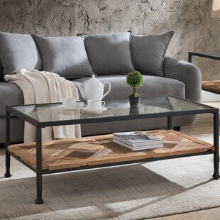 Lia Coffee Table by Gracie..