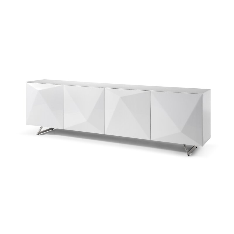 Wray Sideboard Reviews Allmodern - Calligaris-seattle-storage-cupboard-with-four-doors