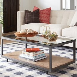Coffee Tables Modern  Contemporary Living Room Furniture AllModern