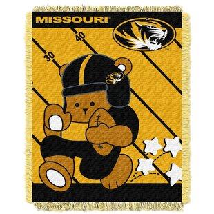 Reviews Collegiate Missouri Baby Blanket ByNorthwest Co.