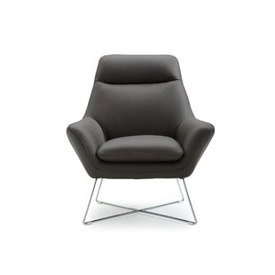 Carman Upholstered Armchair by Orren Ellis