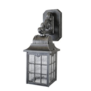 Archard 1-Light Outdoor Wall Lantern