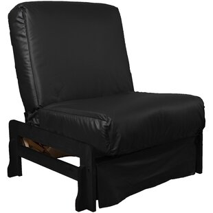 Online Reviews Tucson Futon Chair by Epic Furnishings LLC Reviews (2019) & Buyer's Guide