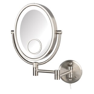 Purchase Chou LED Lighted Makeup/Shaving Mirror By Charlton Home