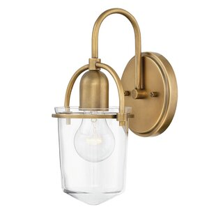 Clancy 1-Light Armed Sconce by Hinkley Lighting