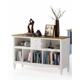Clarisse 80cm Bookcase By August Grove