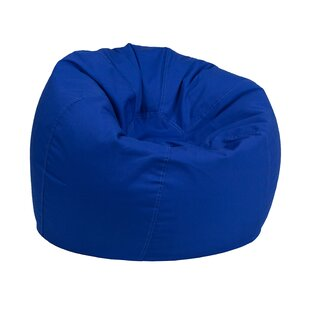 Solid Kids Bean Bag Chair By Mack & Milo