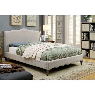 Lark Manor Montcalm Upholstered Platform Bed