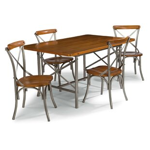 Haycraft 5 Piece Dining Set