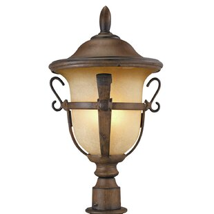 Reviews Tudor Outdoor 4-Light Lantern Head By Kalco