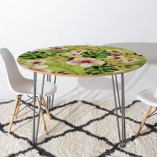 83 Oranges Lovely Floral Dining Table