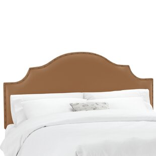 Orta Shantung Upholstered Panel Headboard by Birch Lane™ Heritage