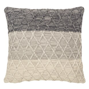 Enzo Cotton Throw Pillow