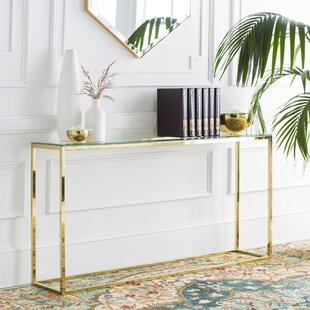 Brierfield Console Table By Everly Quinn
