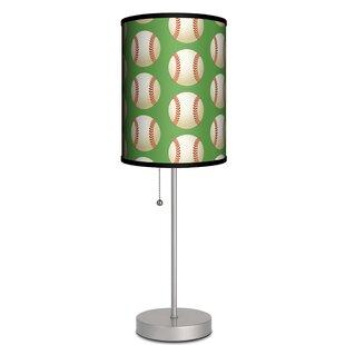 palermo baseball 19 table lamp - Baseball Lamp