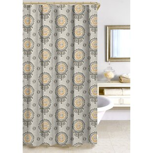 Olivia Single Shower Curtain