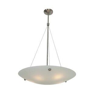 Latitude Run Ternate 5-Light Bowl Pendant