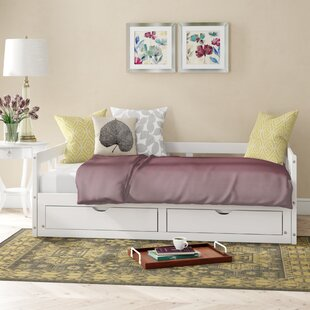 Bechtold Twin Daybed with King Trundle