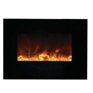 Wall Mount Electric Fireplace by Amantii
