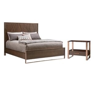 Zavala Panel Configurable Bedroom Set