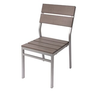 Seaside Stacking Teak Patio Dining Chair
