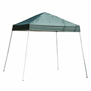 9 Ft. W x 9 Ft. D Steel Pop-Up Canopy by Outsunny