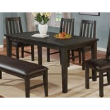 Zareen 6 Piece Solid Wood Dining Set by Gracie Oaks