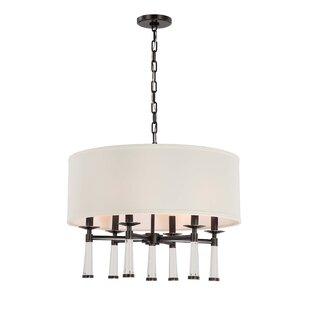 Gracie Oaks Indimar6-LightDrum Chandelier