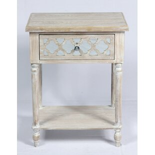 Amanda End Table by Ophelia & Co.