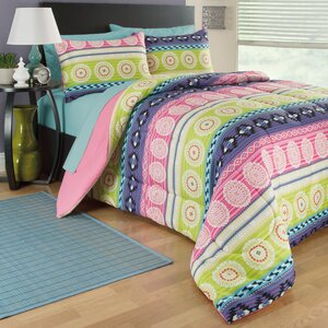 Gypsy 3 Piece Comforter Set