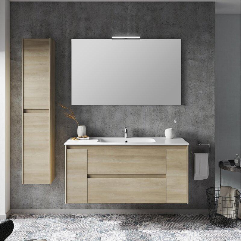 Ws Bath Collections Ambra 48 Wall
