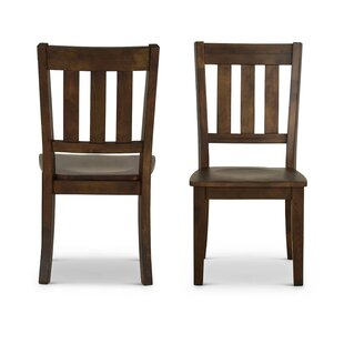 Losoya Solid Wood Dining Chair (Set of 2)..