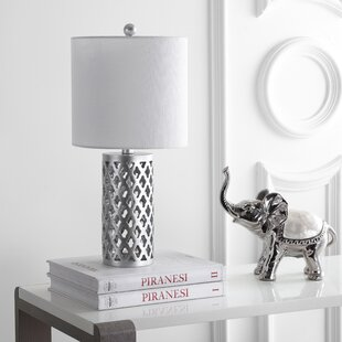 Clearance Christiane 21 Table Lamp By House of Hampton