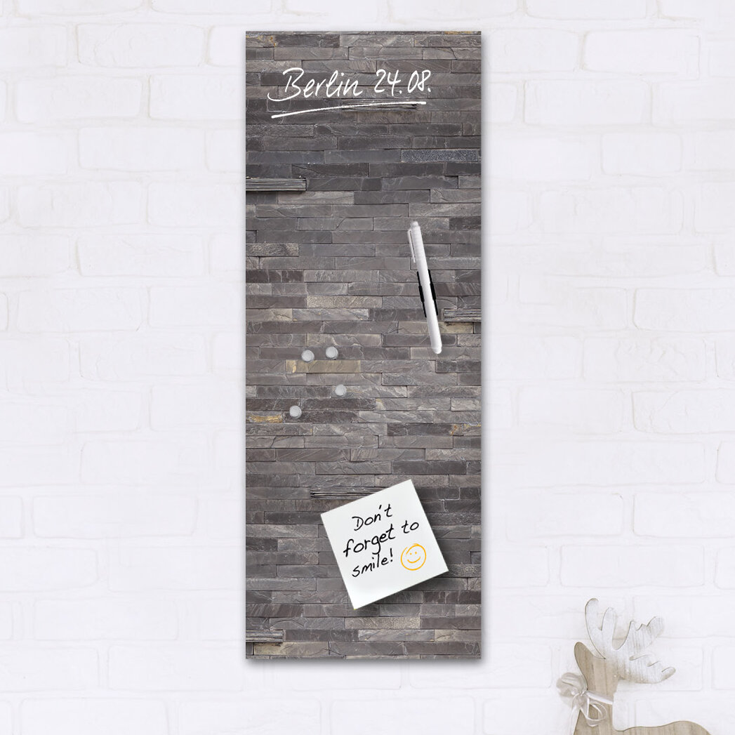 Eurographics Memo Board Dark Slate | Wayfair.de