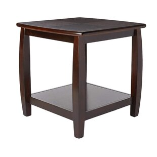 Olaughlin End Table by Red Barrel Studio