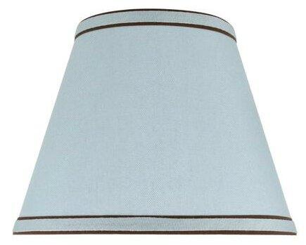 Aspen creative corporation 9 linen empire lamp shade wayfair 9 linen empire lamp shade aloadofball Images