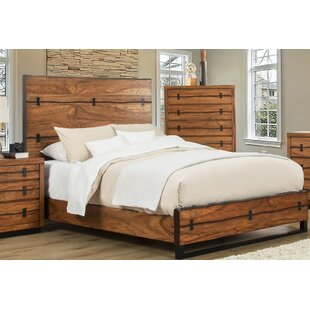 Ricker Panel Bed