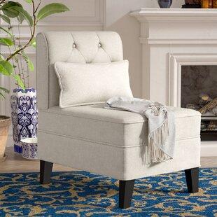 Winston Porter Carrie Slipper Chair
