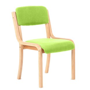 Seville Mid-Back Visitor Chair By Symple Stuff