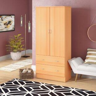 Guerrera Wardrobe Armoire by Ebern Designs