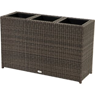 Woodmont Wicker Planter Box By Sol 72 Outdoor