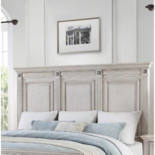 Online Reviews Petronella King Panel Headboard by Darby Home Co