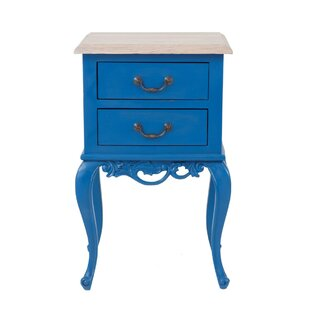 Hardeman End Table with Storage