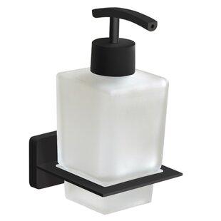 Orren Ellis Coronado Wall Mounted Soap Dispenser